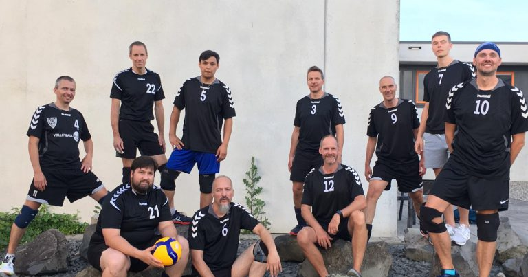 TSV Volleyballer bereit für den Aufschlag in neuer Saison