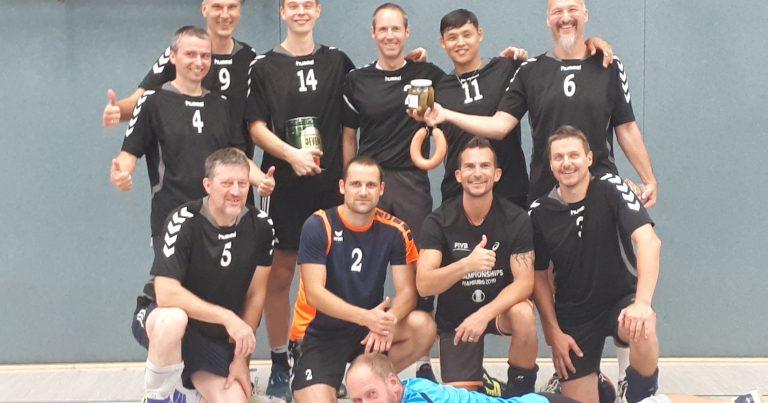 TSV Volleyballer gewinnen Vorbereitungsturnier in Lieblos