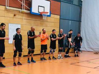 Volleyball Herren TSV 1860 Hanau - Heimspiel 24.11.2019